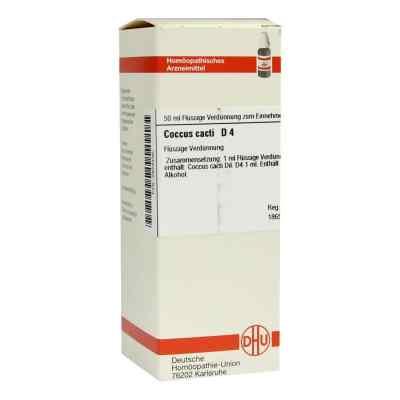 Coccus Cacti D 4 Dilution  bei versandapo.de bestellen