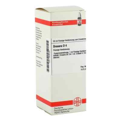 Drosera D 4 Dilution  bei versandapo.de bestellen