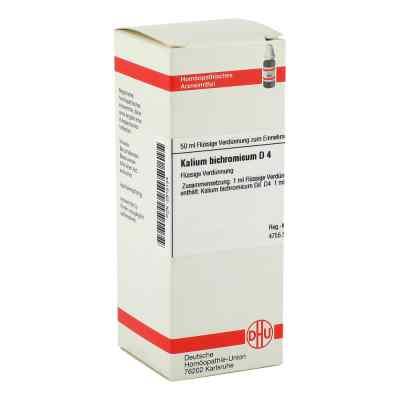 Kalium Bichromicum D 4 Dilution  bei versandapo.de bestellen