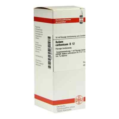 Kalium Carbonicum D 12 Dilution  bei versandapo.de bestellen