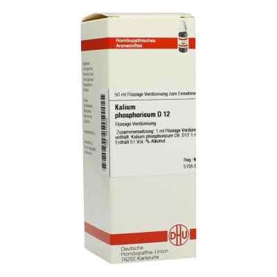 Kalium Phosphoricum D 12 Dilution  bei versandapo.de bestellen