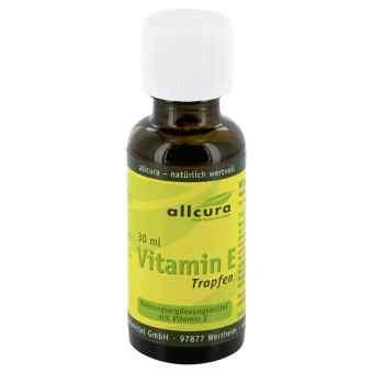 Vitamin E Tropfen  bei versandapo.de bestellen