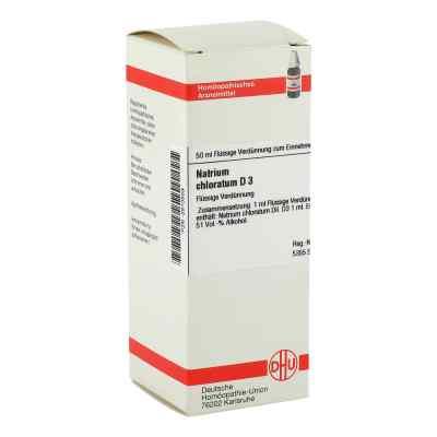 Natrium Chloratum D 3 Dilution  bei versandapo.de bestellen