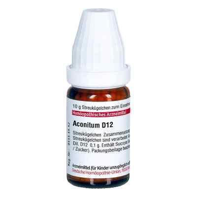Aconitum D 12 Globuli  bei versandapo.de bestellen