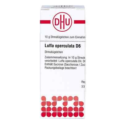 Luffa Operculata D 6 Globuli  bei versandapo.de bestellen