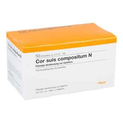 Cor Suis Compositum N Ampullen  bei versandapo.de bestellen