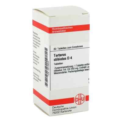 Tartarus Stibiatus D 4 Tabletten  bei versandapo.de bestellen