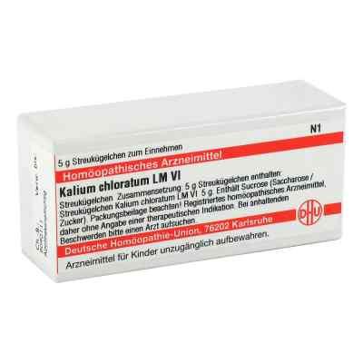 Lm Kalium Chloratum Vi Globuli  bei versandapo.de bestellen