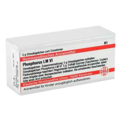 Lm Phosphorus Vi Globuli  bei versandapo.de bestellen