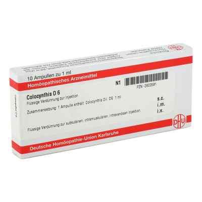 Colocynthis D 6 Ampullen  bei versandapo.de bestellen