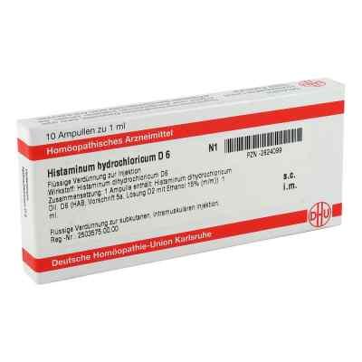 Histaminum Hydrochloricum D 6 Ampullen  bei versandapo.de bestellen