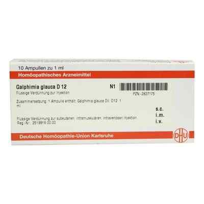 Galphimia Glauca D 12 Ampullen  bei versandapo.de bestellen
