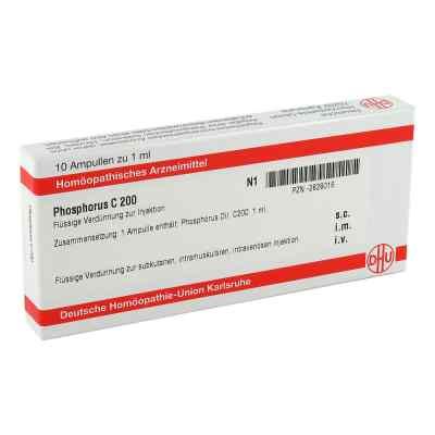 Phosphorus C 200 Ampullen  bei versandapo.de bestellen