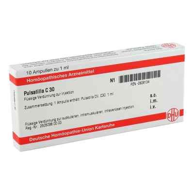 Pulsatilla C 30 Ampullen  bei versandapo.de bestellen