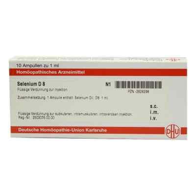 Selenium D 8 Ampullen  bei versandapo.de bestellen