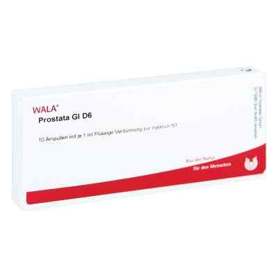 Prostata Gl D 6 Ampullen  bei versandapo.de bestellen
