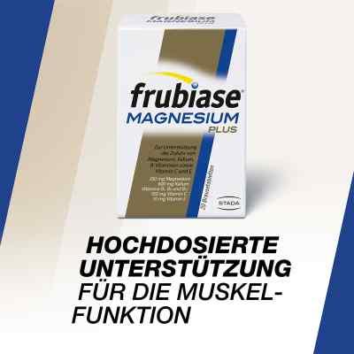 Frubiase Magnesium Plus Brausetabletten  bei versandapo.de bestellen