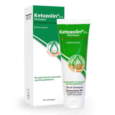Ketozolin 2% Shampoo  bei versandapo.de bestellen