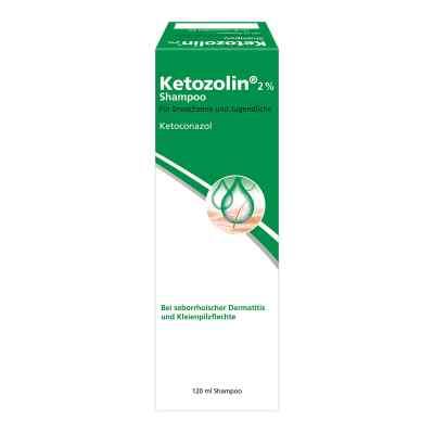 Ketozolin 2% Shampoo  bei versandapo.de bestellen