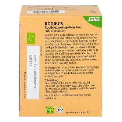 Rooibos Natur Kräutertee bio Salus Filterbeutel  bei versandapo.de bestellen