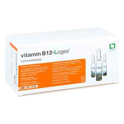 Vitamin B12 Loges Injektionslösung Ampullen  bei versandapo.de bestellen