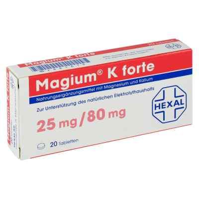 Magium K forte Tabletten  bei versandapo.de bestellen