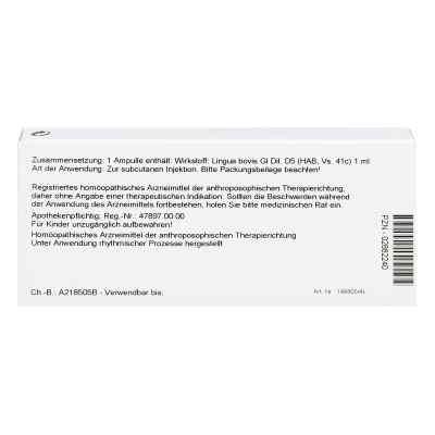 Lingua Gl D 5 Ampullen  bei versandapo.de bestellen
