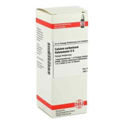 Calcium Carbonicum D 6 Dilution Hahnemanni  bei versandapo.de bestellen