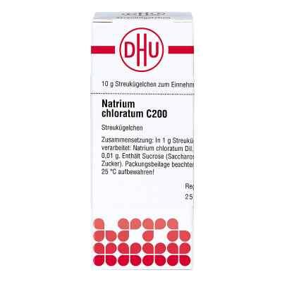Natrium Chloratum C 200 Globuli  bei versandapo.de bestellen