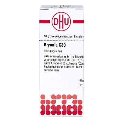 Bryonia C 30 Globuli  bei versandapo.de bestellen