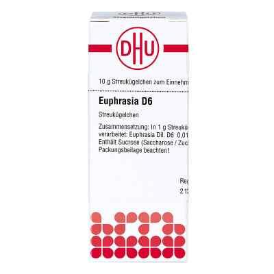 Euphrasia D 6 Globuli  bei versandapo.de bestellen