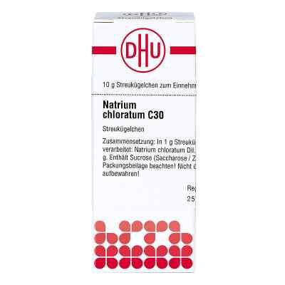 Natrium Chloratum C 30 Globuli  bei versandapo.de bestellen