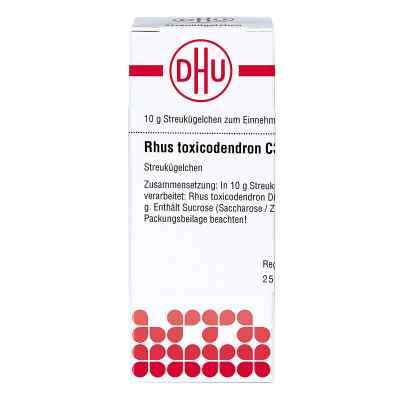 Rhus Tox. C 30 Globuli  bei versandapo.de bestellen