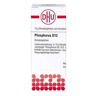 Phosphorus D 12 Globuli  bei versandapo.de bestellen