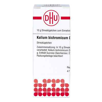 Kalium Bichromicum D 6 Globuli  bei versandapo.de bestellen