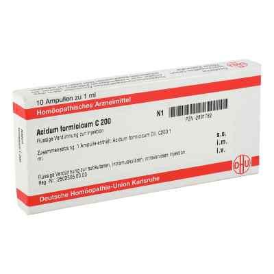 Acidum Formicicum C 200 Ampullen  bei versandapo.de bestellen