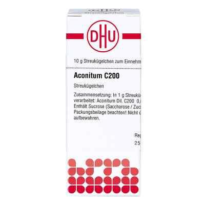 Aconitum C 200 Globuli  bei versandapo.de bestellen