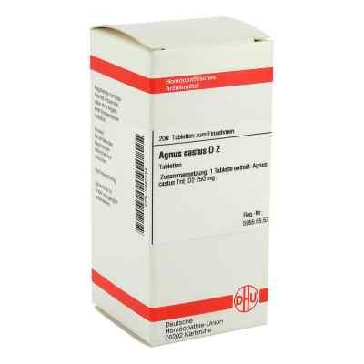 Agnus Castus D 2 Tabletten  bei versandapo.de bestellen