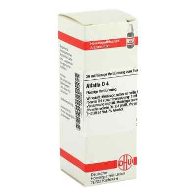 Alfalfa D 4 Dilution  bei versandapo.de bestellen