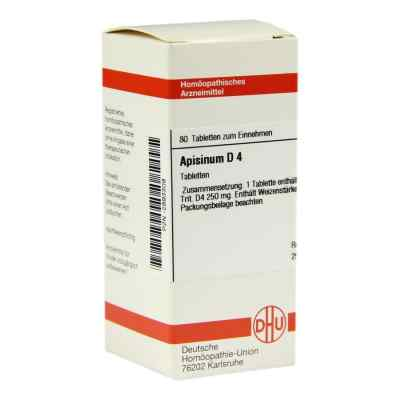 Apisinum D 4 Tabletten  bei versandapo.de bestellen