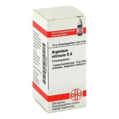 Argentum Nitricum D 8 Globuli  bei versandapo.de bestellen