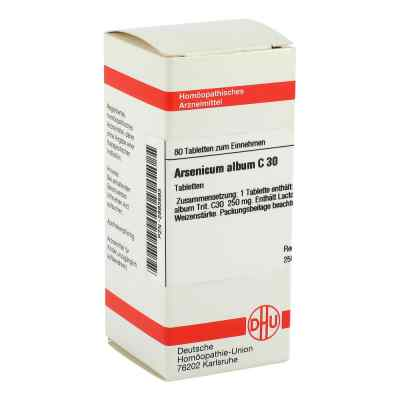 Arsenicum Album C 30 Tabletten  bei versandapo.de bestellen