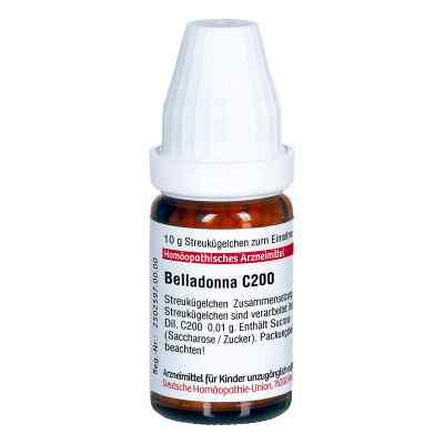 Belladonna C 200 Globuli  bei versandapo.de bestellen