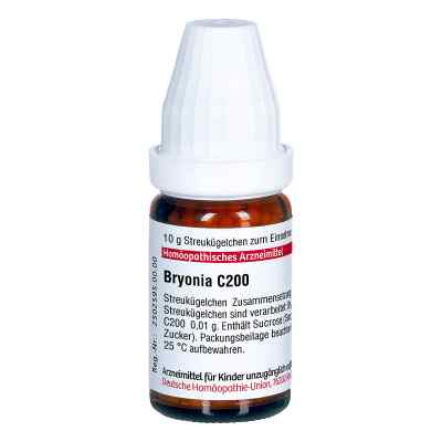 Bryonia C 200 Globuli  bei versandapo.de bestellen