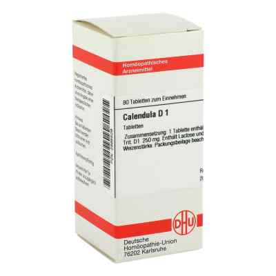 Calendula D 1 Tabletten  bei versandapo.de bestellen