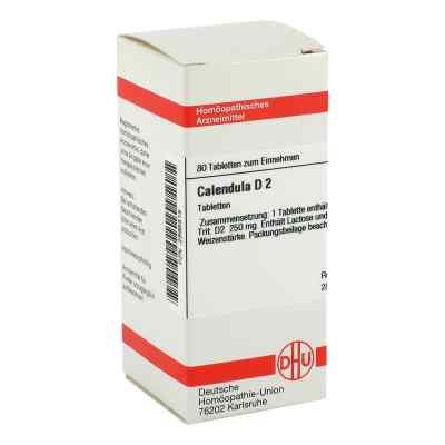 Calendula D 2 Tabletten  bei versandapo.de bestellen