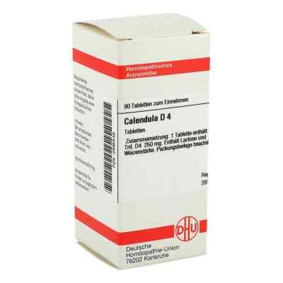 Calendula D 4 Tabletten  bei versandapo.de bestellen
