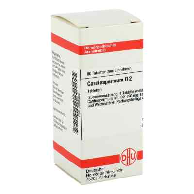 Cardiospermum D 2 Tabletten  bei versandapo.de bestellen