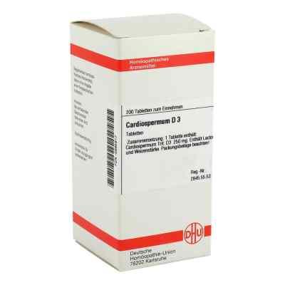 Cardiospermum D 3 Tabletten  bei versandapo.de bestellen