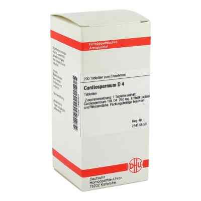 Cardiospermum D 4 Tabletten  bei versandapo.de bestellen